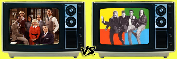 '80s Sitcom March Madness - Benson vs. The New Monkees