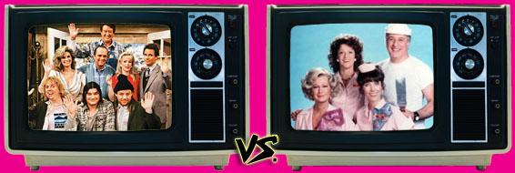 '80s Sitcom March Madness - (2) Newhart vs. (7) Alice