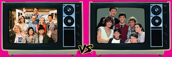 '80s Sitcom March Madness - Newhart vs. Charles in Charge