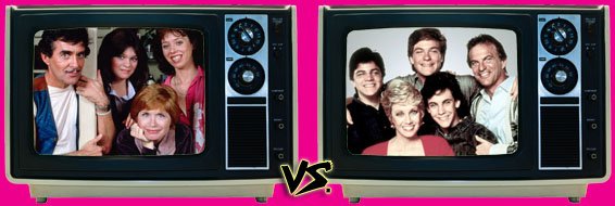 '80s Sitcom March Madness - One Day at a Time vs. Valerie/The Hogan Family