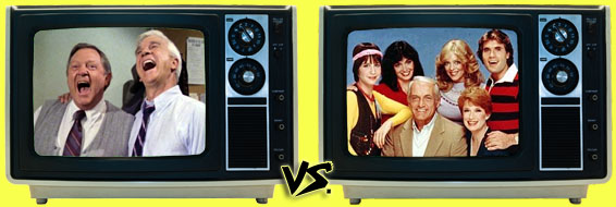 '80s Sitcom March Madness - (4) Police Squad! vs. (5) Too Close for Comfort