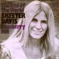 "Skeeter Davis, ""The End of the World"""