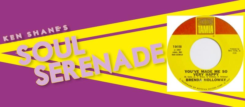 Soul Serenade - Brenda Holloway
