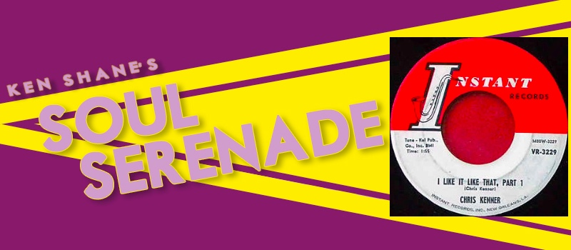 Soul Serenade - Chris Kenner