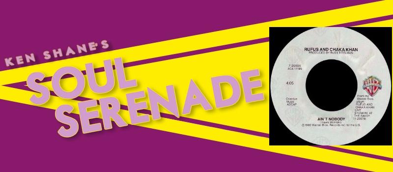 Soul Serenade - Rufus and Chaka Khan
