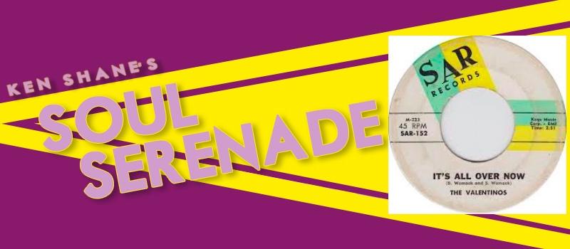 Soul Serenade - The Valentinos