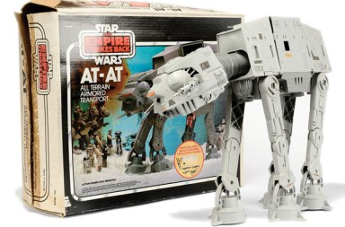 Star Wars AT-AT toy, 1980s