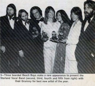 Starland Vocal Band Grammy Award