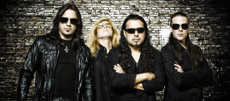 Stryper -- image courtesy of Frontiers Records