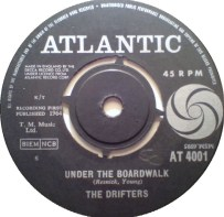 "The Drifters, ""Under the Boardwalk"""