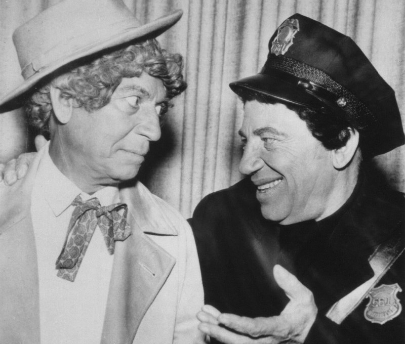 Dvd Review The Marx Brothers Tv Collection