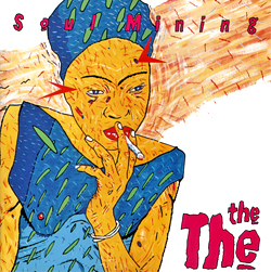 The_The_-_Soul_Mining_CD_album_cover