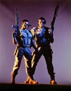Universal Soldier (Jean-Claude Van Damme and Dolph Lundgren)
