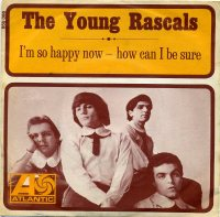 "The Young Rascals, ""How Can I Be Sure"""