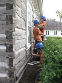 Cabin Repair - Day 8 009