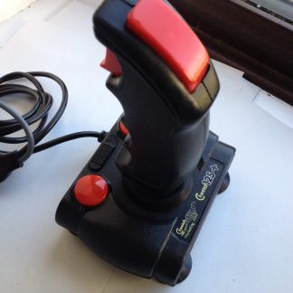 Joysticks and controllers