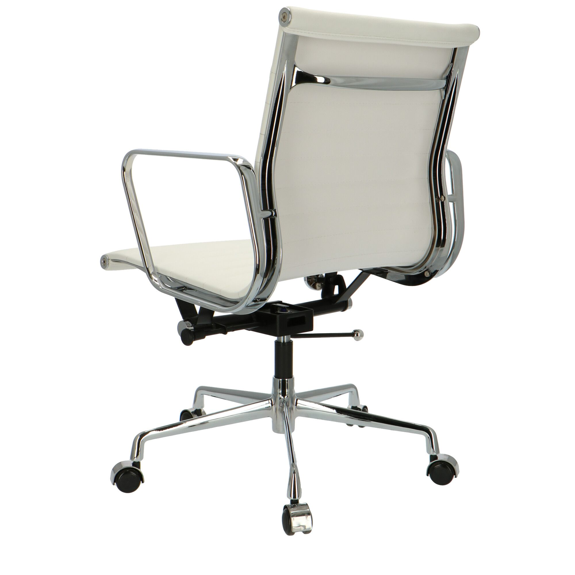 Eames Desk Chair Eames Office Chair Ea 117 White Leather