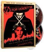 V for Vendetta DVD Front