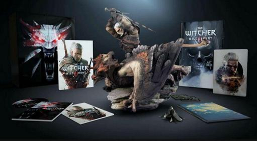 The Witcher 3 Collector's Edition
