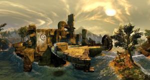 Destiny Venus Panorama
