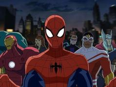 Marvel Cinematic Universe - Ultimate Spider-Man