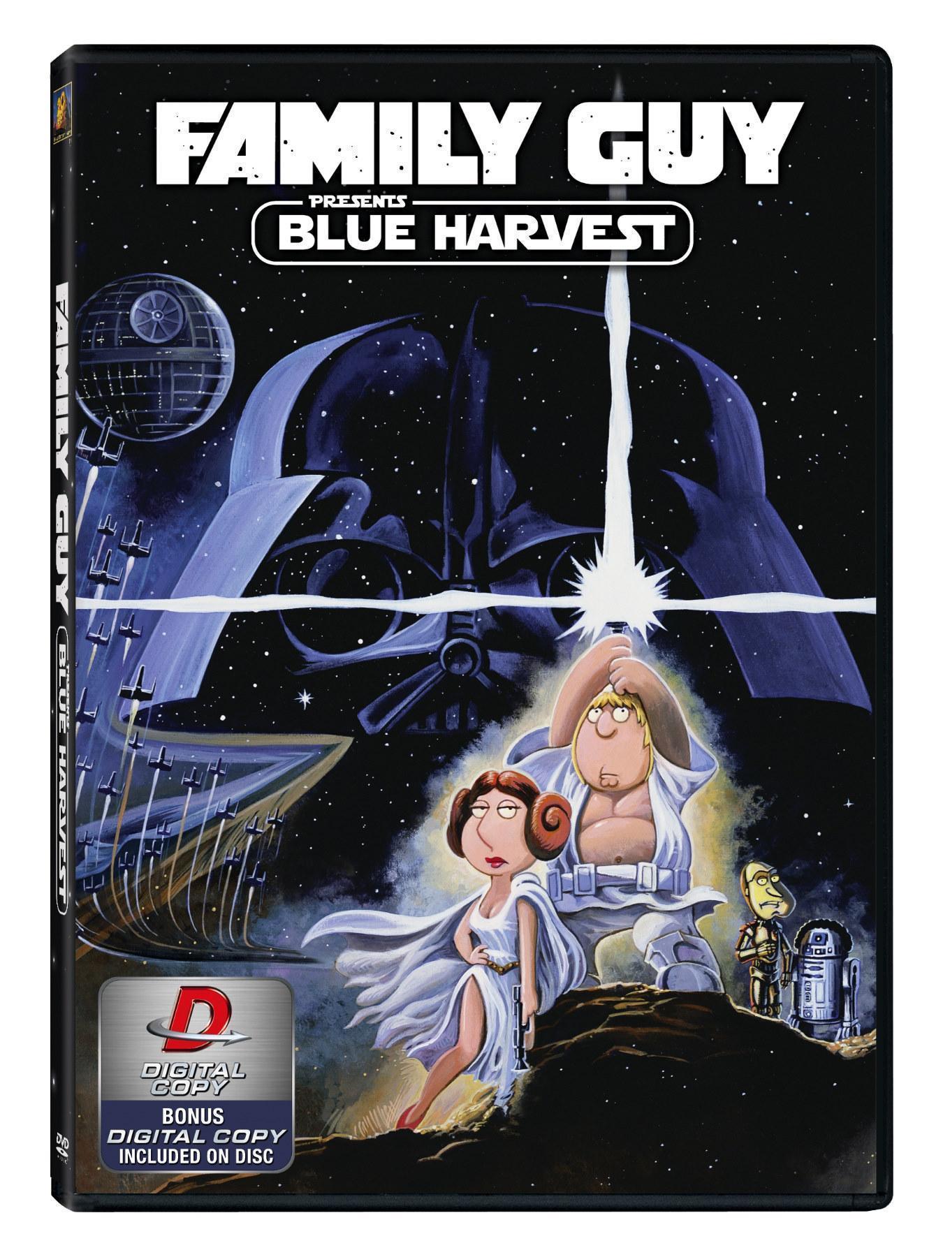 family guy blue harvest