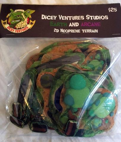 For Those About To Roll, We Salute You! Dicey Ventures Earth