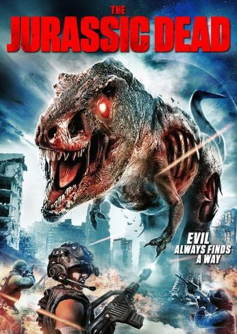 The Jurassic Dead Movie Poster
