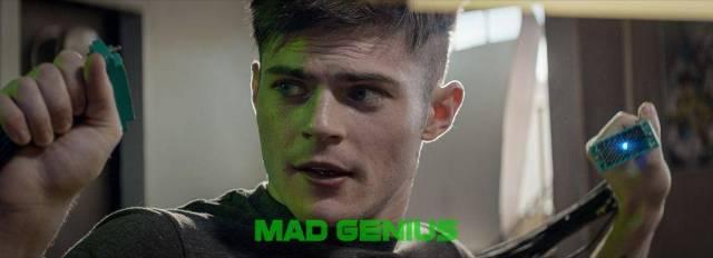 Chris Mason as Mason - Mad Genius Movie Review