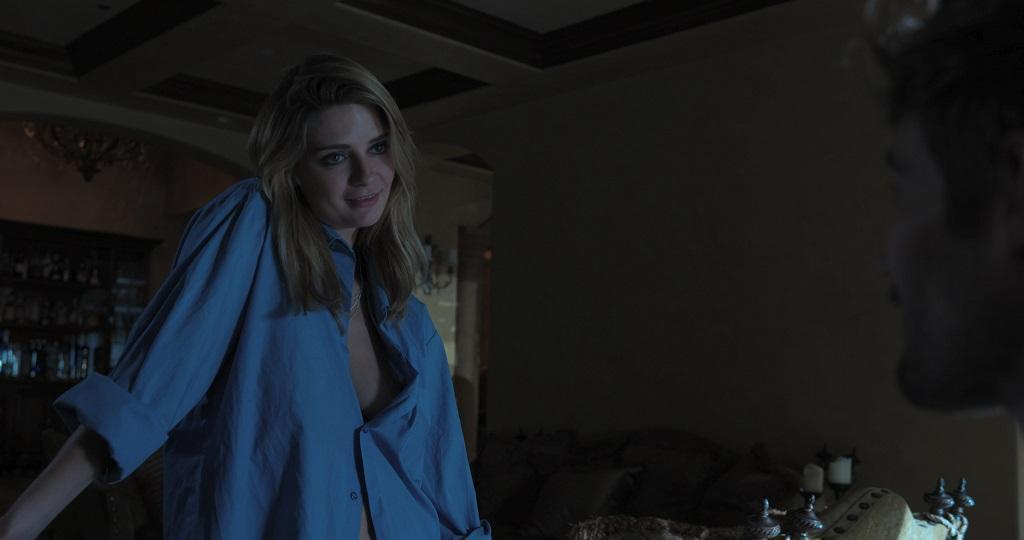 Mischa Barton as Kelly - The Basement Movie Review