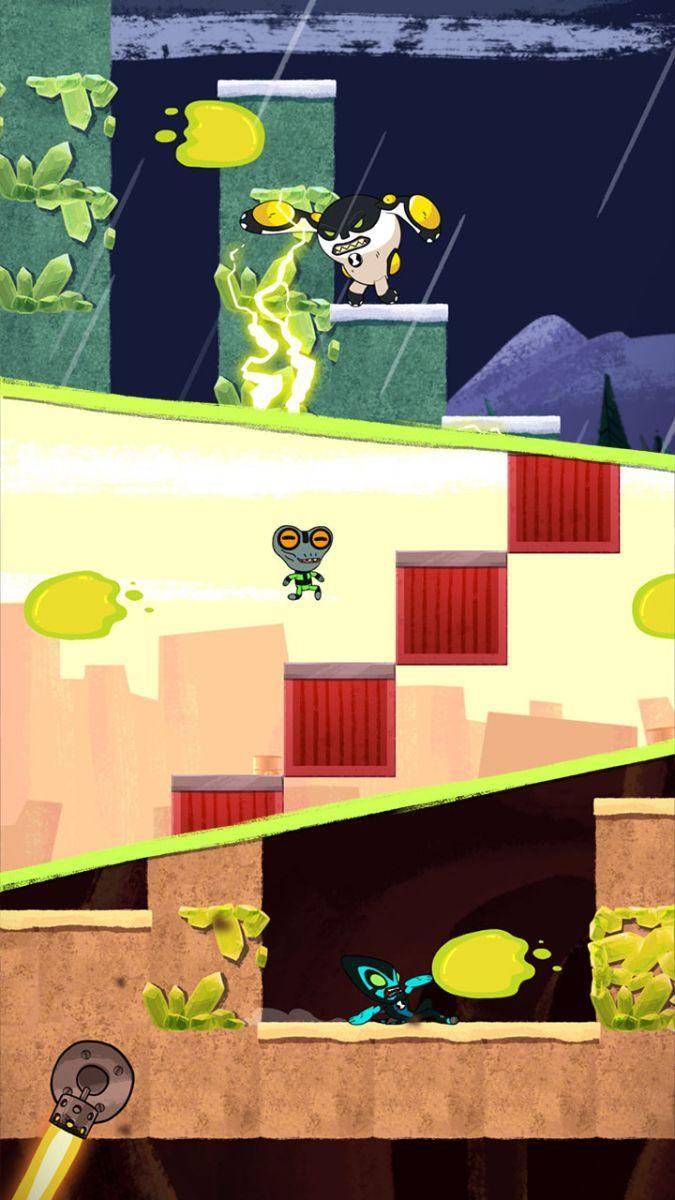 ben 10: super slime ben