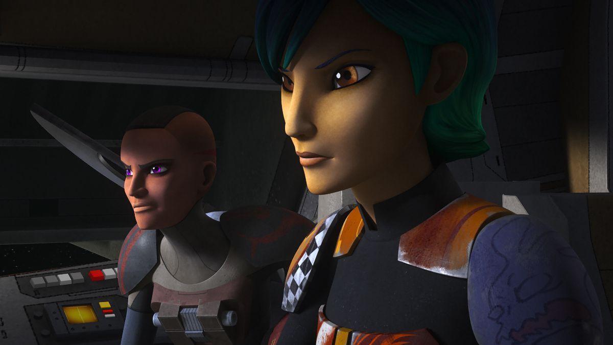 Star Wars Rebels Sabine Featured In Blood Sisters