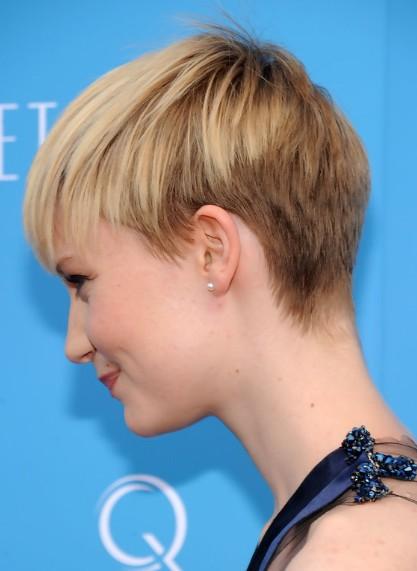 Mia Wasikowska Short Hair : wasikowska, short, Wasikowska, Short, Haircuts, PoPular