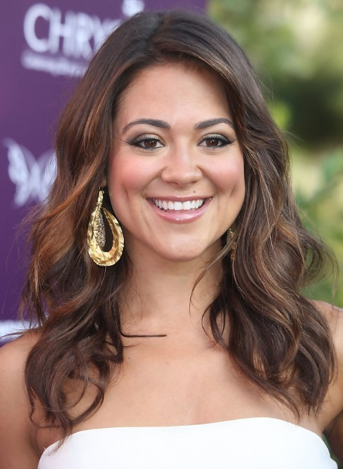 Camille Guaty Long Hairstyles PoPular Haircuts