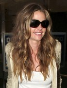 Denise Richards Long Hairstyles 2013