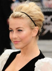 julianne hough formal updo hairstyle