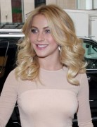 Julianne Hough Waves Curly Hairstyles for Medium Hair