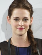Kristen Stewart Braided Hairstyle for Long Hair