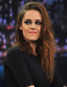 Kristen Stewart Long Tousled Layered Hairstyles 2013