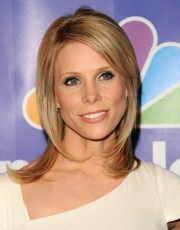 cheryl hines medium length hairstyles