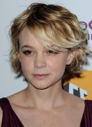 carey mulligan short hairstyles