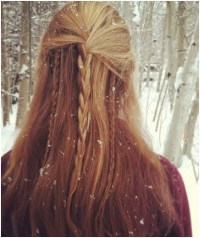 Braid Into Long Straight Hair: Braided Hairstyles Ideas ...