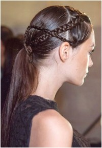 Braided Hairstyles for Girls with Long Hair: Straight Hair ...