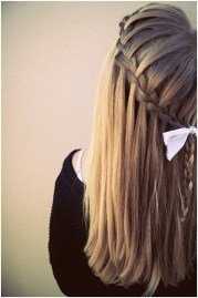 diy braided hairstyles straight