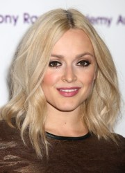 fearne cotton shoulder length hairstyles