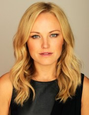 malin akerman blonde layered