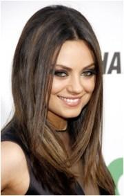 medium straight hairstyles trends