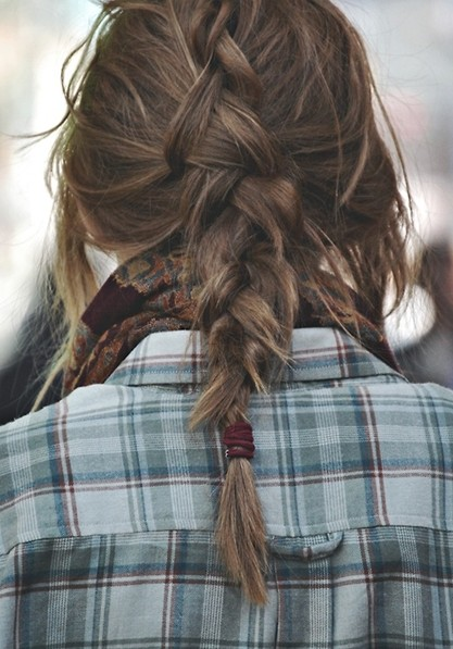 10 Braids Ponytails Hairstyles For Long Hair PoPular