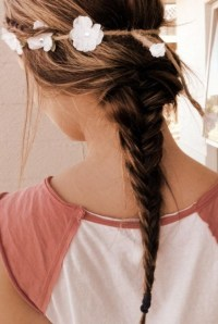 10 Braids, Ponytails Hairstyles for Long Hair - PoPular ...