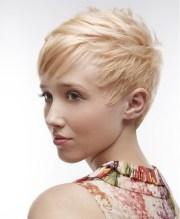 layered hairstyles thin